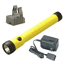 Streamlight Polystinger C4 LED Haz-Lo AC Fast Charge Yellow