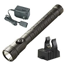 Streamlight Polystinger C4 LED Haz-Lo, 120V AC, Black