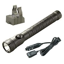 Streamlight Polystinger C4 LED Haz-Lo 12V DC Fast Chg, Black