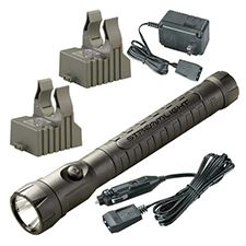 Streamlight Polystinger C4 LED Haz-Lo, AC/DC, Fast, Black
