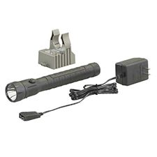 Streamlight Polystinger C4 LED Haz-Lo 120V AC Fast Chg, Black