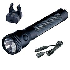 Streamlight Polystinger, DC,  Black