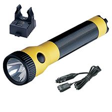 Streamlight Polystinger DC, Charger, Yellow