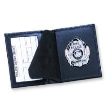 Strongs Badge Case, Side Opening, B891 Badge
