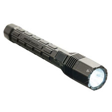 Pelican 8060 Tactical Light, Black, LED, w/ Battery