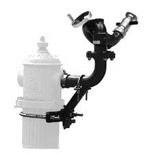 Elkhart Stingray Hydrant Monitor, hand wheel operated