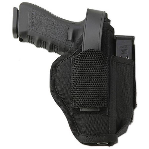 Uncle Mikes Holster, Cordura Nylon Super Belt Slide