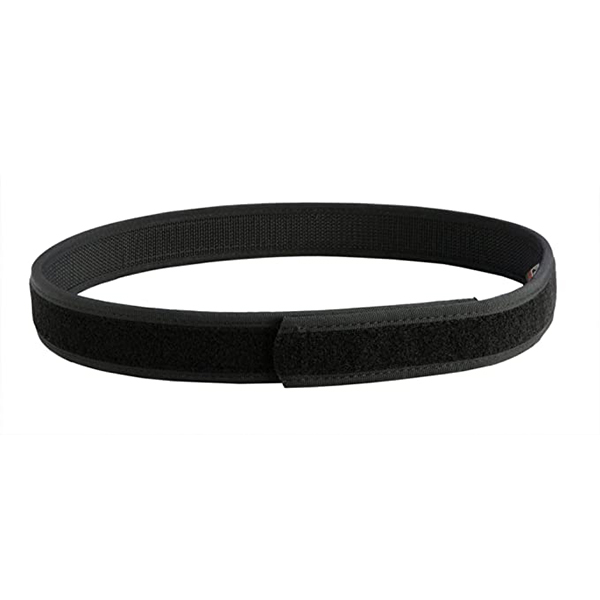 "Uncle Mike's Inner Duty Belt - 1.5"" Nylon/Velcro-S (26-30)"