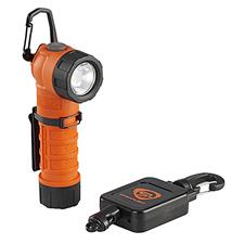 Streamlight PolyTac 90 LED, Red-Orange, Gearkeeper
