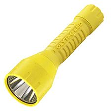 Streamlight Polytac LED Light, Lithium, Yellow