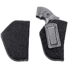 "Uncle Mike's Holster, Sz: 3 Inside-the-Pant 1/4""-3 3/4""BAR"