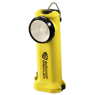 Streamlight Survivor LED Alkaline, Yellow