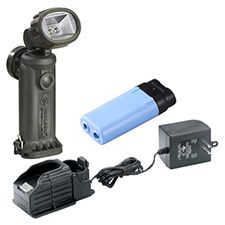 Streamlight Knucklehead C4 LED AC, Fast Charger, Black
