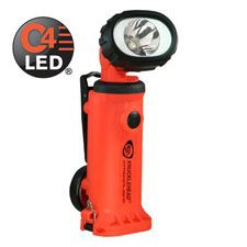 Streamlight Knucklehead Flood AC/DC Charger,  Orange