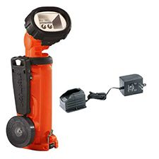 Streamlight Knucklehead C4 LED AC Charger, Orange