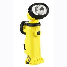 Streamlight Light, Knucklehead HAZ-LO SPot, Alkaline, Yellow