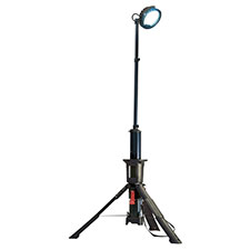 Pelican Remote Area Lighting System, Tripod, Black