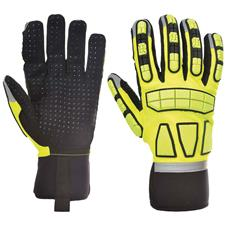 Portwest Safety Impact Glove, Unlined