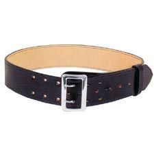 Duty Belt, Don Hume, Sz 36 Silver Bkl, Basketweave, BLK
