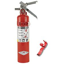 Amerex Extinguisher, 2.5lb ABC, Vehicle Bracket