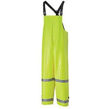 Bulwark Overall Hi-Vis yellow Fire Resistant ATPV rating 6.5