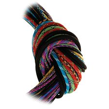 PMI Accessory Cord- 7mmX100m Spool-Multi Color A