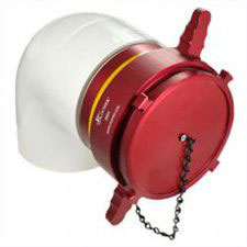 Kochek Dry Hydrant Adapter, w/ Plug 90 Degree Elbow  6.0""