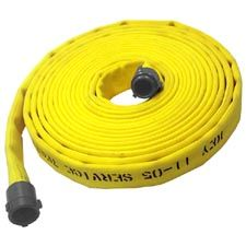 "KFH, Big 10 DJ, Yellow,800 PSI 1.5"" NST, 1.5"" x 50'"