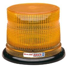 Whelen 2000 Amber Low Lens Only