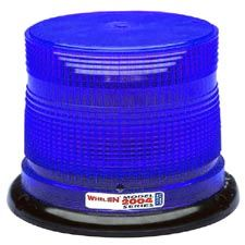 Whelen 2000 Blue Low Dome Lens Only