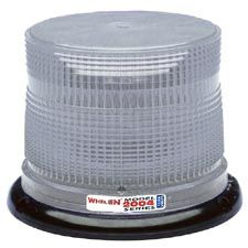 Whelen 2000 Clear Low Dome Lens Only