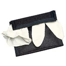 Glove Pouch, Velcro Belt Holds 1-3 Pair