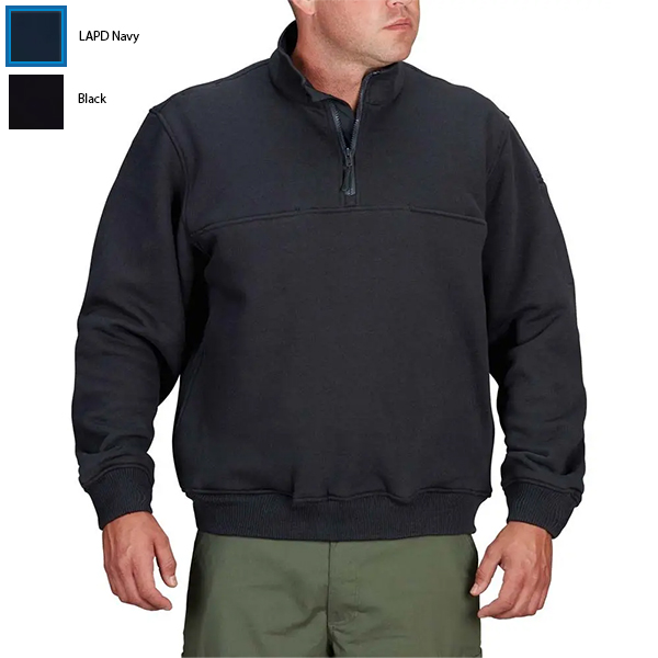 Propper 1/4 Zip Jobshirt, Cotton and Poly Blend