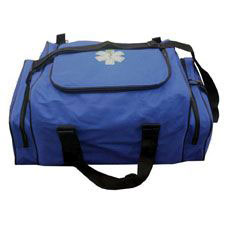 Advanced EMS Medical Bag, Medium, Blue