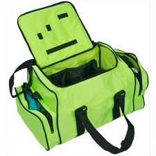 Advanced EMS Medical Bag, Medium, Lime
