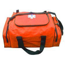 Advanced EMS Medical Bag, Medium, Orange