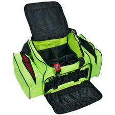 Mega EMS Medical Bag Large, Lime