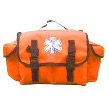 Quick Response EMS Medical Bag, Small, Orange