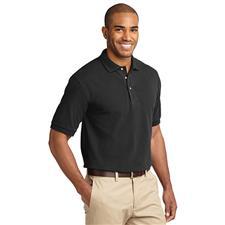 Port Authority Polo, Pique Knit, SS