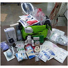 PEDIATRIC EMERGENCY RESPONSE KIT
