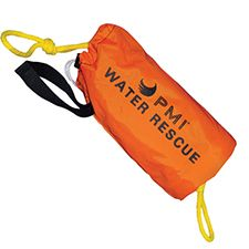 PMI Throw Bag, w/ 23 Meters of 10mm Economy Throw Rope