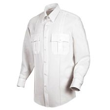 Southeastern Shirt, Ladies LS P/C White