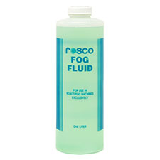 Rosco Fog Fluid, Liter, Creative Stage Lighting Co.