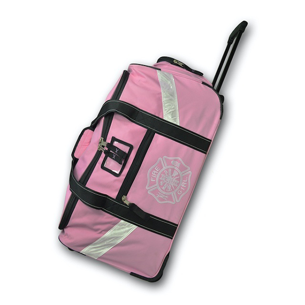 Lightning X Gear Bag, Wheels, Pink