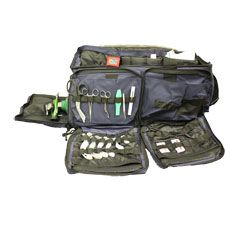 EMS Bag, Navy, Oxygen, First-In, Bag Only