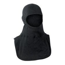 "Majestic Hood, Black/Yel P84, NFPA, 21"" Total, 2-Ply"