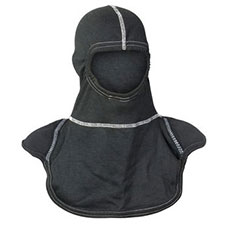 Majestic PAC-III Ultra C6 Carbon Hood, Black
