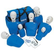 CPR Prompt Taining Manikin KIT, 7 PACK