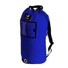 PMI Large Rope Pack (w/Straps)-Blue