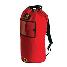 PMI Rope Bag, Large Holds 160 m of 10 mm Red